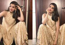 Kajal Aggarwal Looking Beautiful In Photos