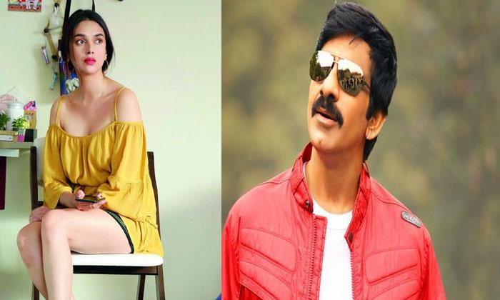 Mass Maharaja to romance Mani Ratnam actress | klapboardpost