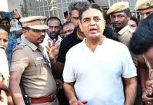 Police issued notices kamal hassan and director shankar