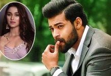 Saiee Manjrekar to romance Mega Prince Varun Tej