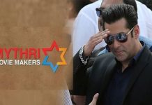 Mythri Movie Makers to produce Salman film?