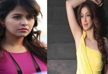 Face-off between Anjali & Raai Laxmi