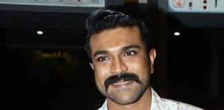 Ram Charan Big welcomes Panja Vaishnav Tej