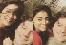 Shriya Saran 'quarantine' time with husband