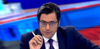Jubilation at Republic TV as Arnab returns