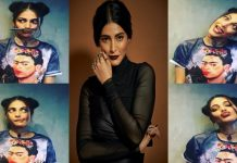 Shruti Haasan's quirky pic amid lockdown