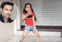 Hrithik roshan is impressed with this little girl dancing to War's Jai Jai Shiv Shankar