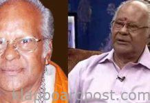 Senior Actor Ravi Kondala Rao no more