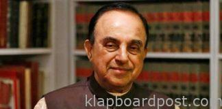 Swamy questions if 'F' in FIR means final