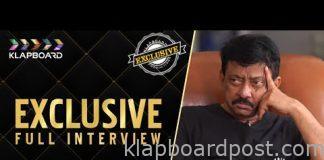 RGV Interview on Pawan Star film