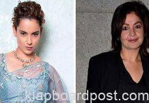 Kangana reacts on Pooja Bhatt video