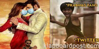 prabhas 20 first look hilarious memes
