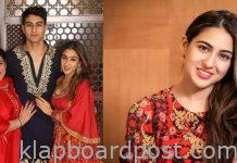 Sara Ali Khan, family COVID test report out