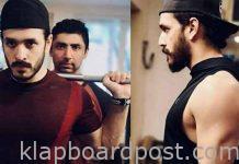 Akhil Akkineni massive body transformation and latest gym pics