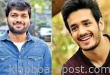 Akhil Akkineni movie with Anil ravipudi