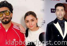 Alia Bhatt and Ranveer Singh to sign Karan Johar's next rom-com