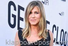 Jennifer Aniston has a message for all FRIENDS's fans