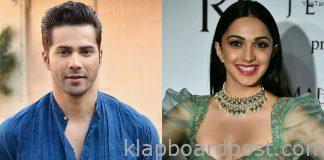 Kiara and Varun Dhawan