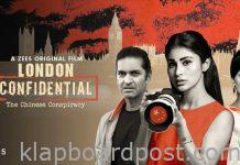 London Confidential on Zee5 from Sept 18