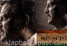 Mohan Babu Next Film 'Son of India' Poster Released