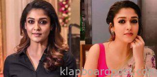 Nayanthara pretending to be Blind Character in New Movie