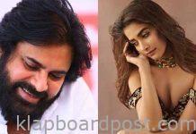 PSPK 28 :Pooja Hegde romance with Pawan Kalyan