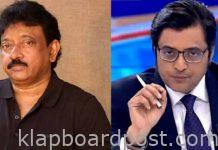 RGV announces a film on Arnab Goswami
