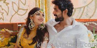 Rana Daggubati's fiance miheeka shines in haldi ceremony