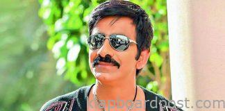 The plus point of being Ravi Teja