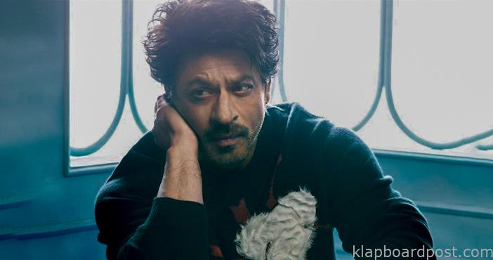 YRF's 50th anniversary :SRK in and as Pathan