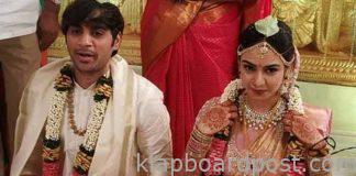Saaho director sujeeth married his girl friend Pravallika