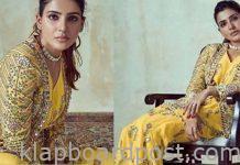 Samantha Stunning look at Rana Haldi Ceremony