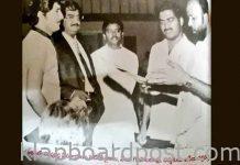 Senior director NB Chakravarthy passed away