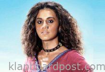 Taapsee Pannu as an athlete