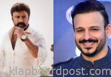 Vivek oberoi playing villain role in balakrishna-boyapati movie