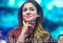 Nayanthara Play Mother Role for Star Heroine