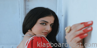 Check out what Wamiqa Gabbi is upto, in her music video Kajla!
