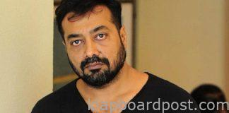 Anurag Kashyap attempts depression theory again
