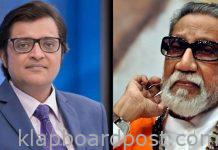 Arnab recollects Bal Thackeray's compliment