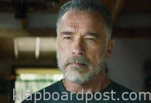 Arnold Schwarzenegger now on small screen
