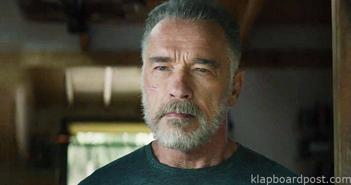 Arnold Schwarzenegger now on small screen