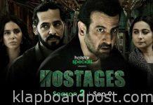 Hostages 2 on Disney Hotstar is interesting