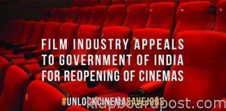 Jobs at stake, open cinemas immediately