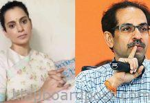 Multiple complaints against Kangana by Maharashtra CM Uddhav Thackeray