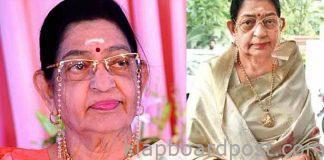 SP Balasubrahmanyam death:Singer P susheela emotional words on sp balu