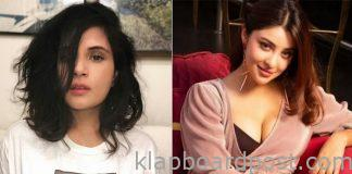 Richa Chadha files case, Payal stands by her word