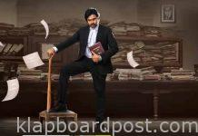 Pawan Kalyan Birthday Special :Vakeel Saab Motion Poster Released