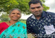 Bithiri sathi and Bigg Boss Contestant Sujatha with gangavva