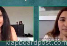 Jwala Gutta Exclusive Interview on Klapboard