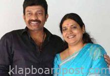 Jeevitha response on Rajasekhar health